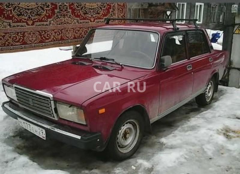 Лада 2107, Архангельск