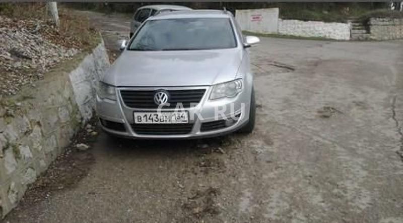 Volkswagen Passat, Алупка