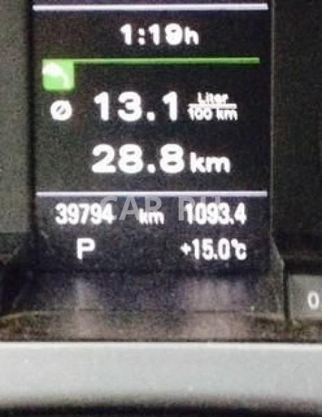Audi Allroad, Барнаул