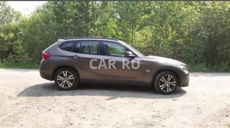 BMW X1, Ангарск