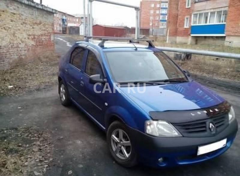Renault Logan, Анжеро-Судженск
