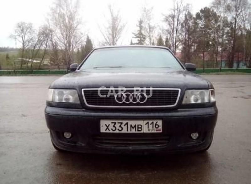Audi A8, Азнакаево