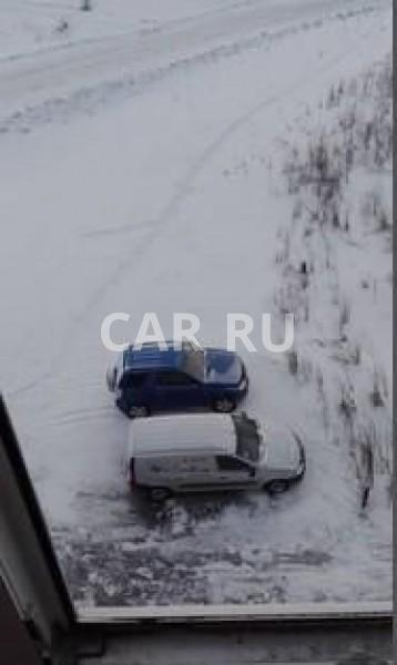 Лада Largus, Барнаул