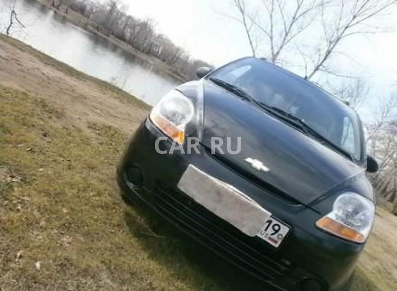 Chevrolet Spark, Абакан