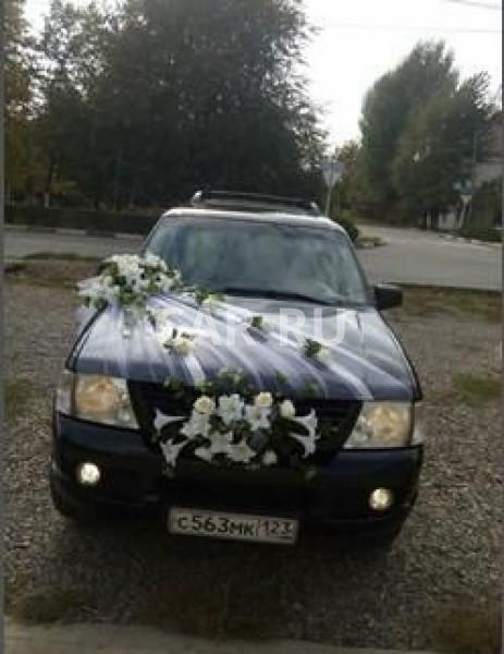 Ford Explorer, Армавир