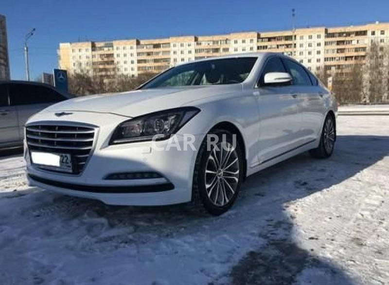 Hyundai Genesis, Барнаул