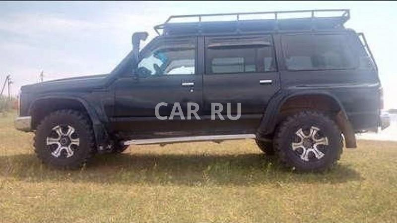Nissan Patrol, Астрахань