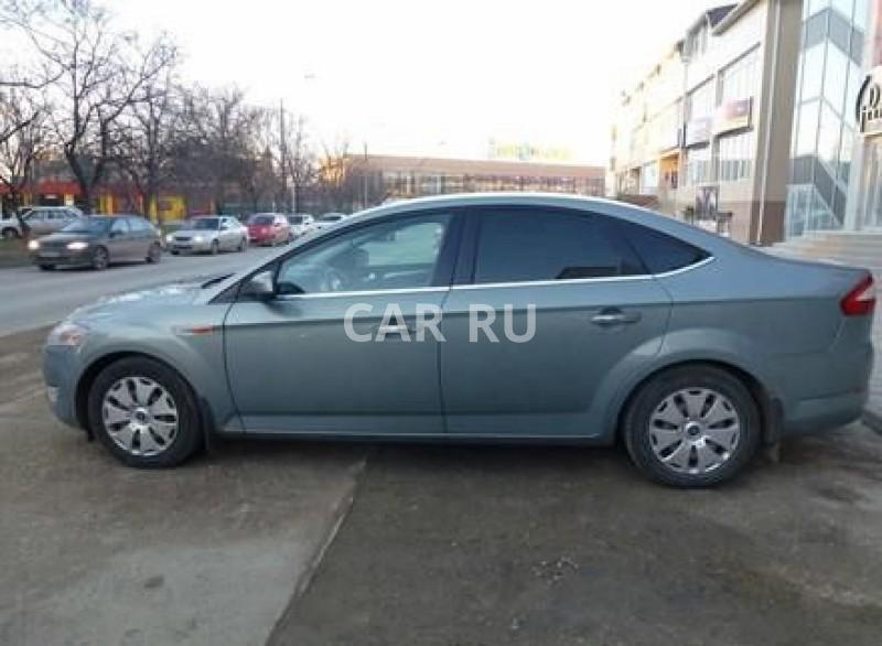 Ford Mondeo, Анапа