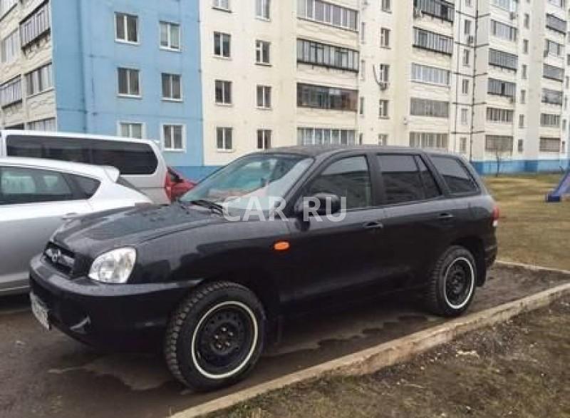 Hyundai Santa Fe, Альметьевск