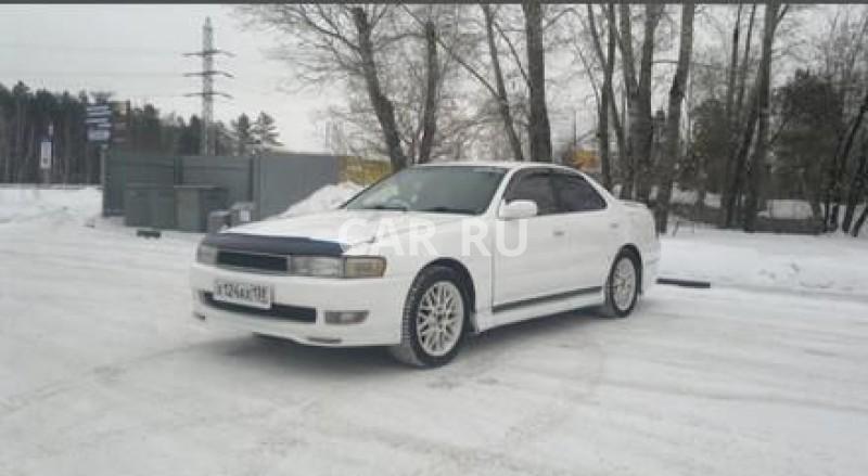 Toyota Cresta, Ангарск