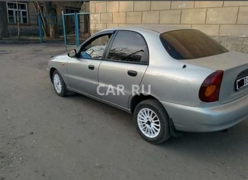 Chevrolet Lanos, Александров
