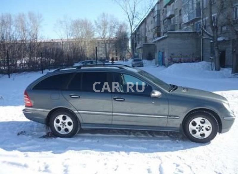 Mercedes C-Class, Барабинск
