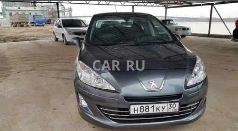 Peugeot 408, Астрахань