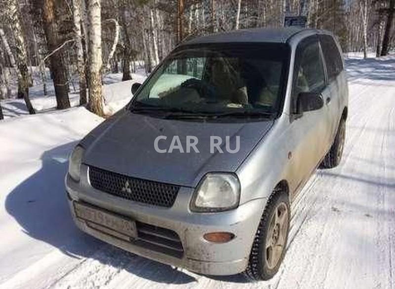 Mitsubishi Minica, Ангарск