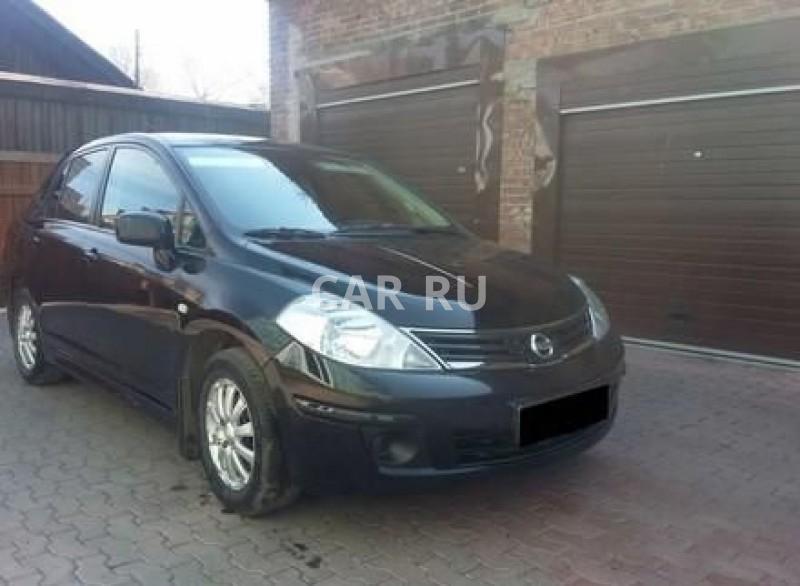 Nissan Tiida, Абакан