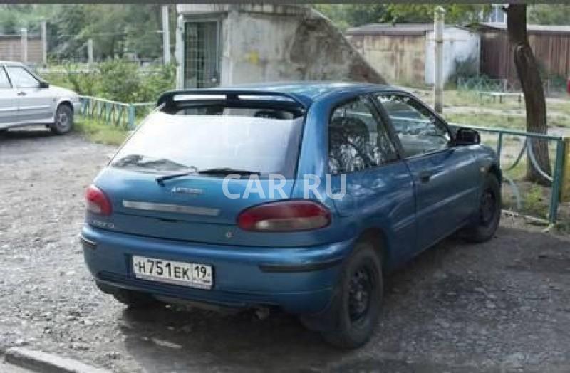 Mitsubishi Colt, Абакан