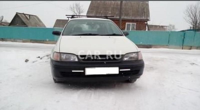 Toyota Caldina, Арсеньев