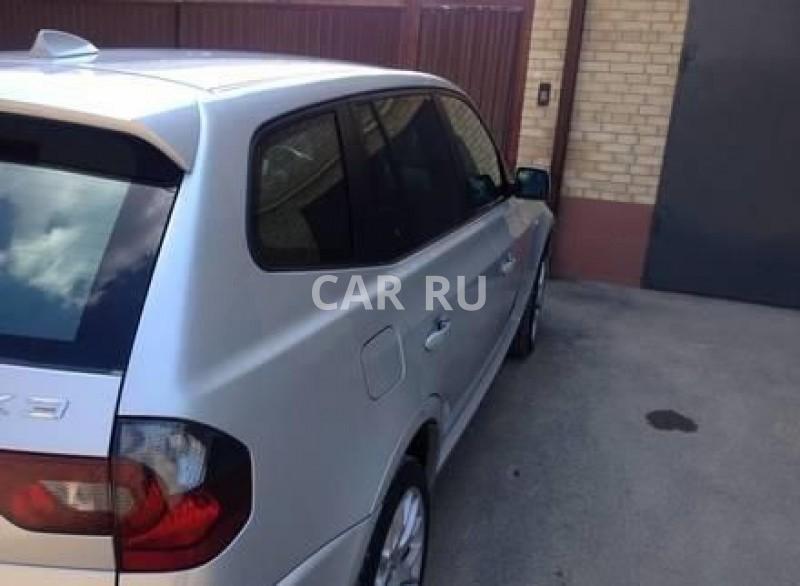BMW X3, Армавир
