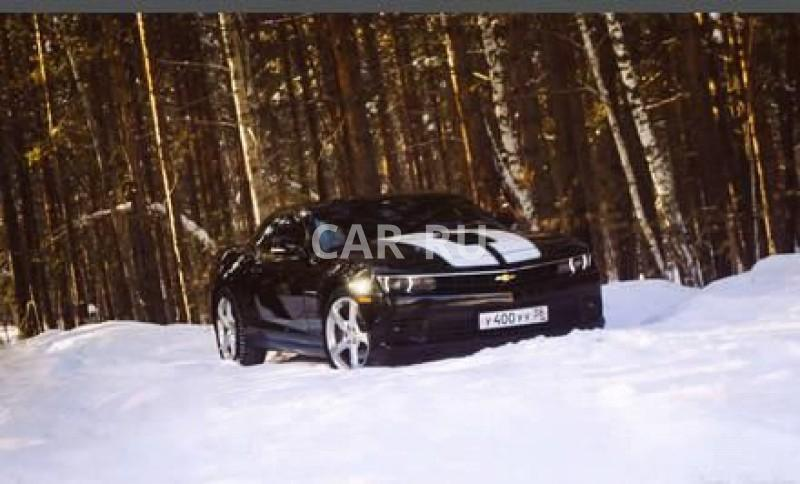 Chevrolet Camaro, Ангарск
