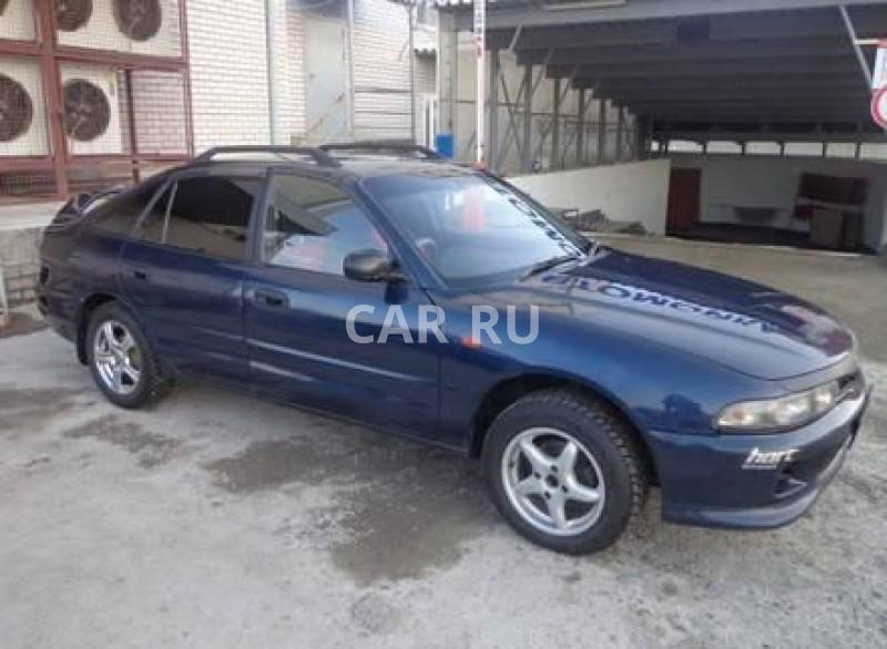 Mitsubishi Galant, Барнаул