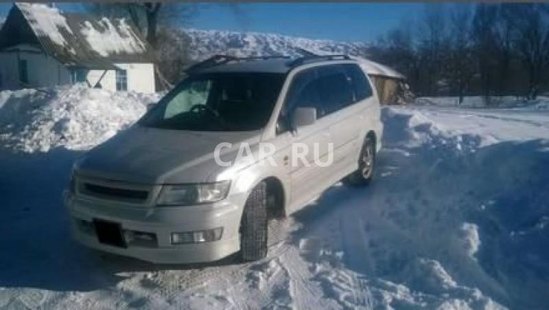 Mitsubishi Chariot Grandis, Барнаул