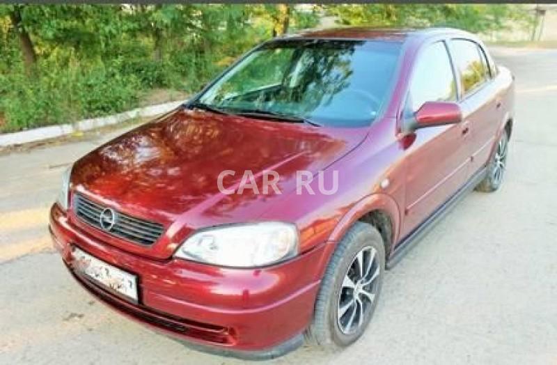 Opel Astra, Армянск