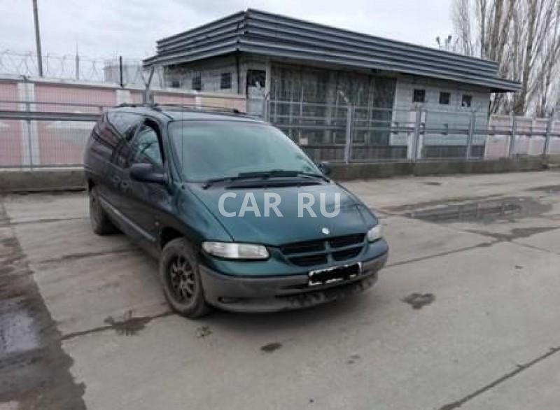 Chrysler Grand Voyager, Балашов
