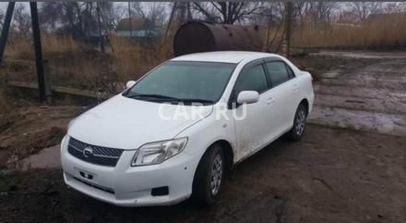 Toyota Corolla Axio, Астрахань