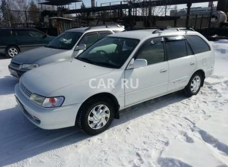 Toyota Corolla, Амурск