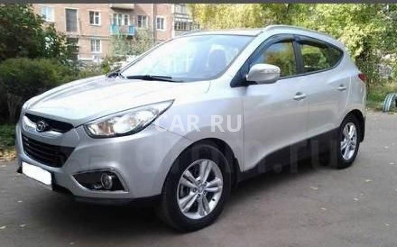 Hyundai ix35, Ангарск