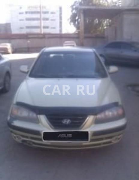 Hyundai Elantra, Барнаул