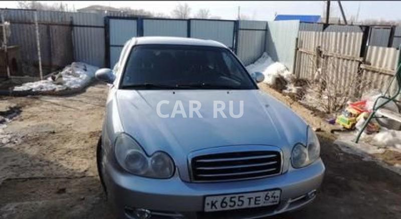 Hyundai Sonata, Александров Гай