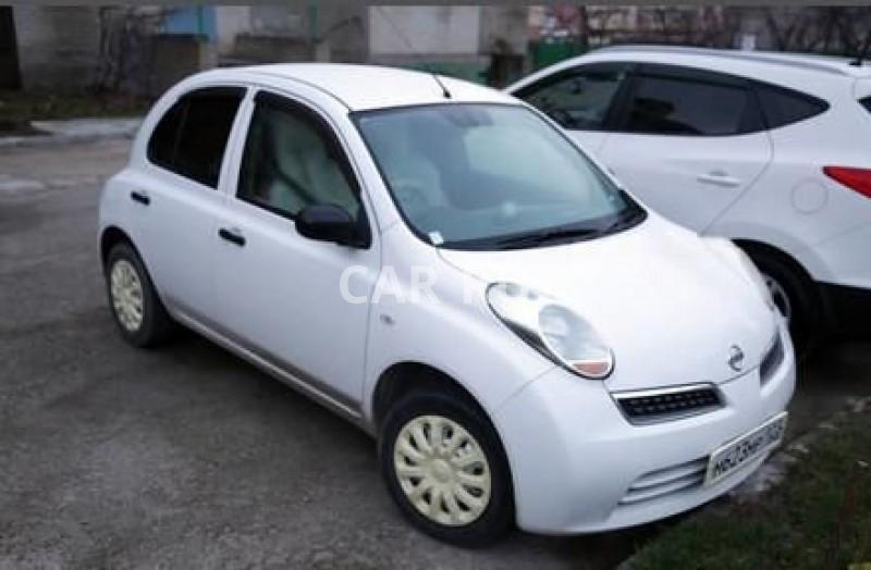 Nissan March, Анапа
