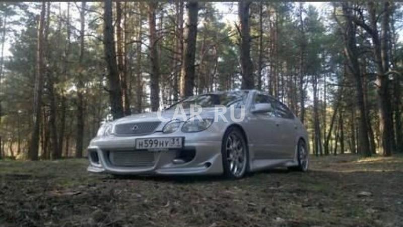 Toyota Aristo, Белгород
