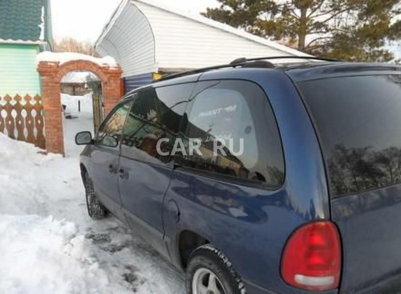 Dodge Caravan, Барнаул