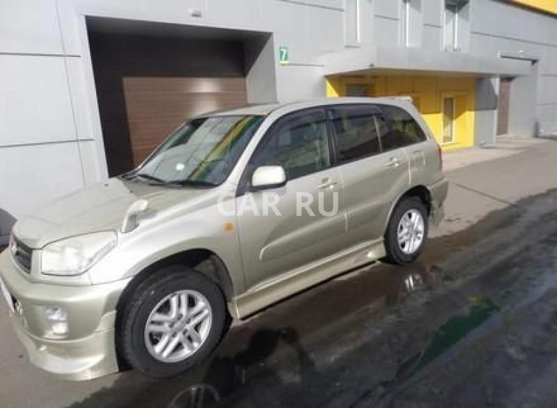 Toyota RAV4, Абакан