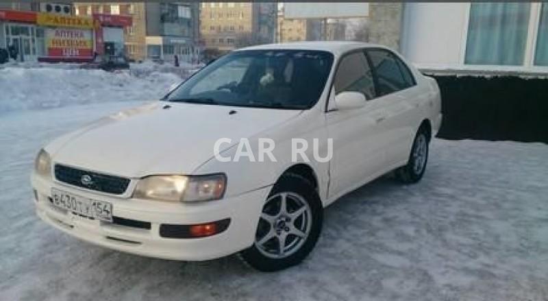 Toyota Corona, Барабинск
