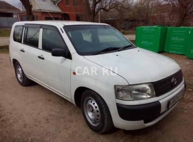 Toyota Probox, Афипский