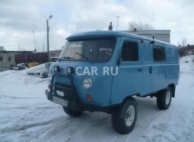 Уаз 390995, Ачинск
