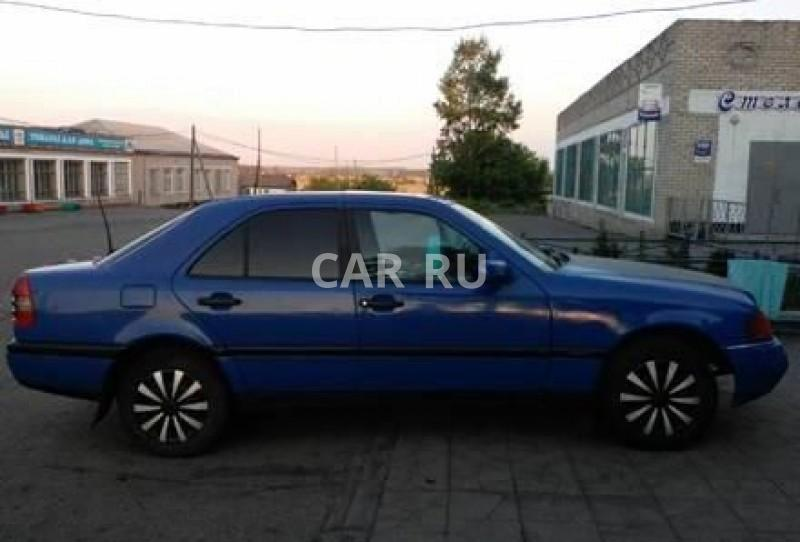 Mercedes C-Class, Алейск