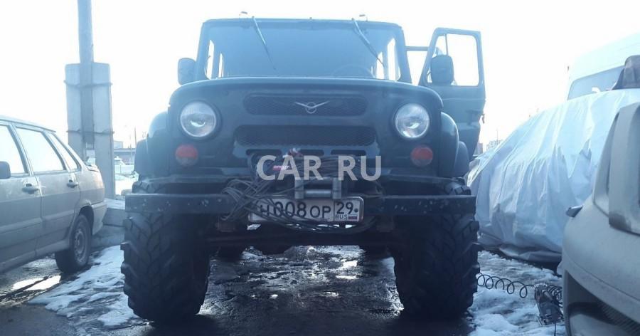 Уаз 31512, Архангельск