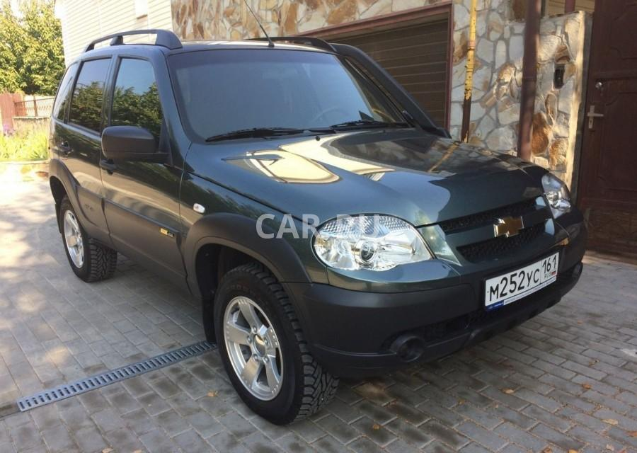 Chevrolet Niva, Азов