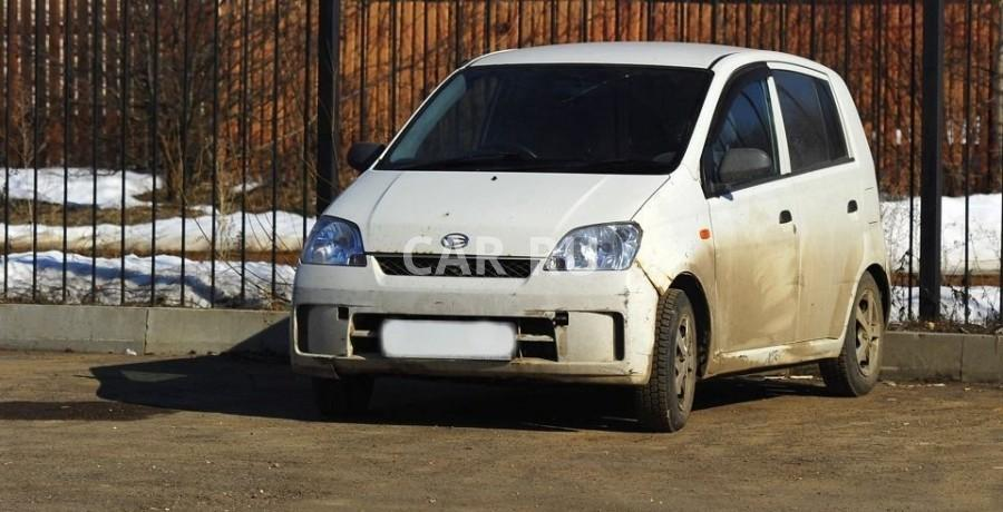 Daihatsu Mira, Астрахань