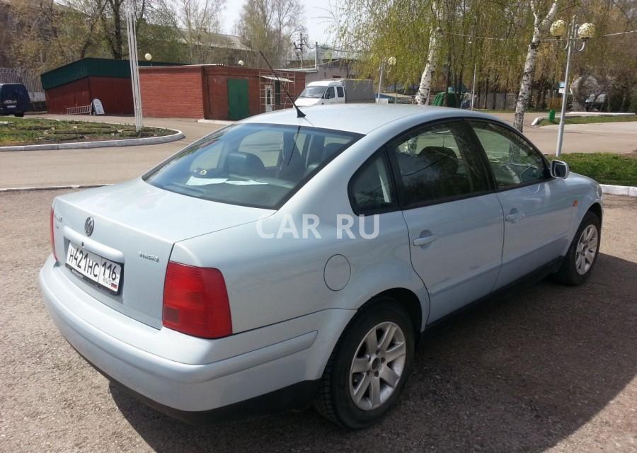 Volkswagen Passat, Альметьевск