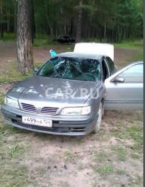 Nissan Maxima, Ачинск