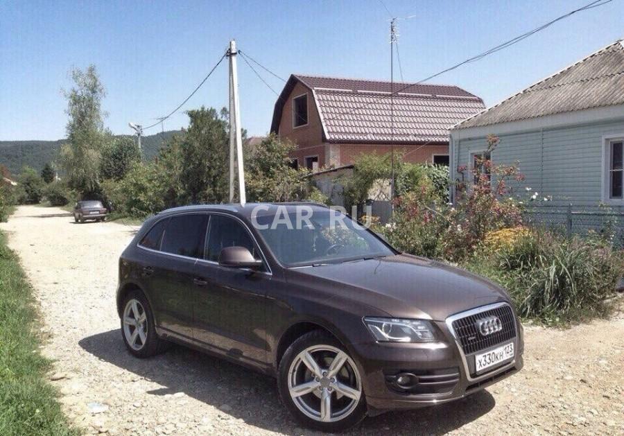Audi Q5, Апшеронск