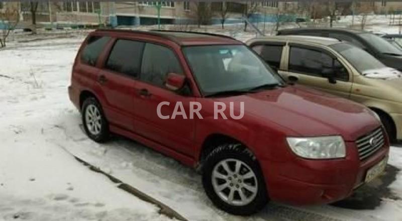 Subaru Forester, Белгород