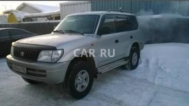 Toyota Land Cruiser Prado, Архангельск