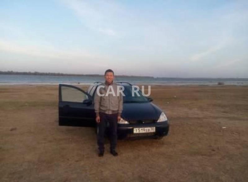 Ford Focus, Астрахань