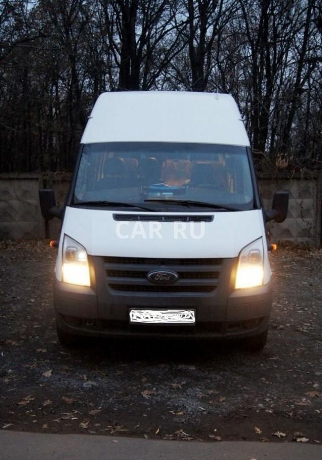 Ford Transit, Белгород